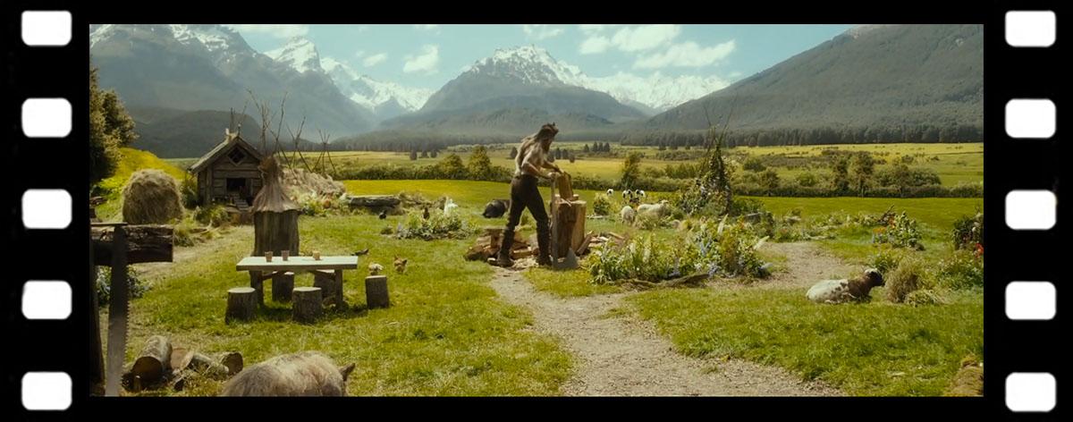 Lieux de tournage du Hobbit - Vallée de Glenorchy