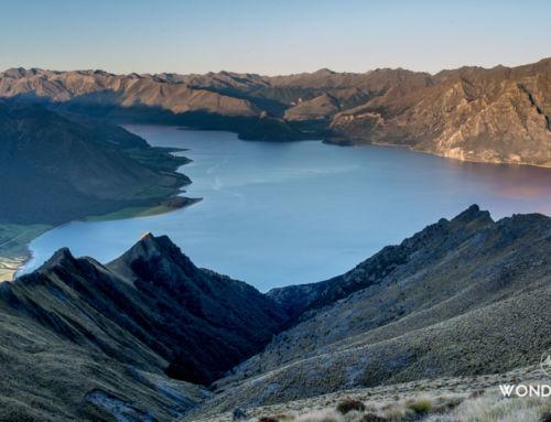 Randonnée Isthmus peak – La version moins touristique du Roys peak
