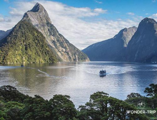 Milford Sound : Croisière dans le célèbre fjord de Nouvelle-Zélande