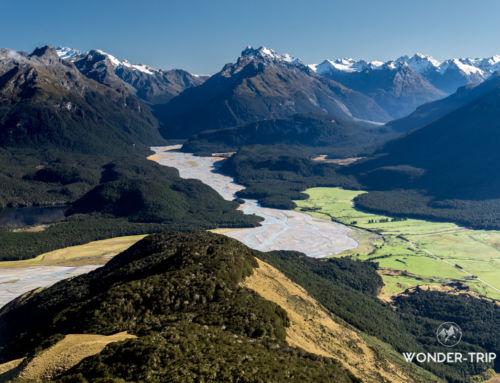 Mont Alfred: randonnée dans les Alpes de Nouvelle-Zélande