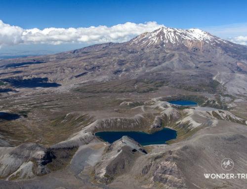 Randonnée du mont Ngauruhoe – Ascension du volcan