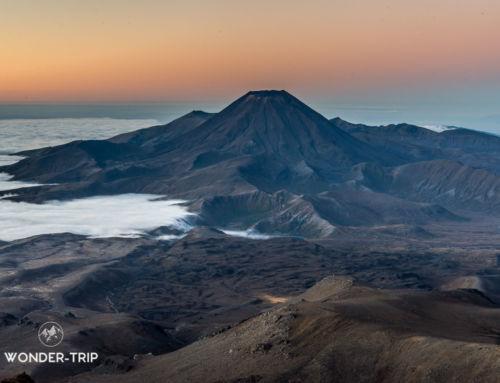 Randonnée du mont Ruapehu : plus haut volcan de Nouvelle-Zélande