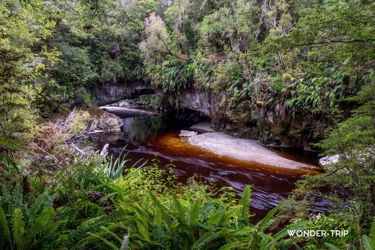 Oparara basin - Moria gate