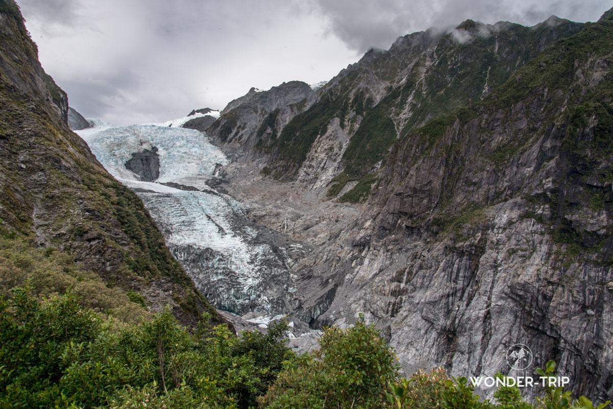 Randonnées Glacier Franz Josef - Roberts Point