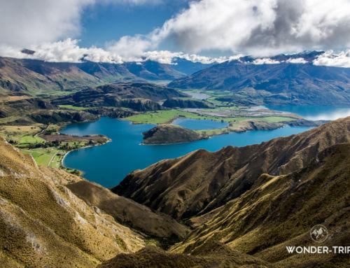 Roys Peak : randonnée la plus populaire de Wanaka