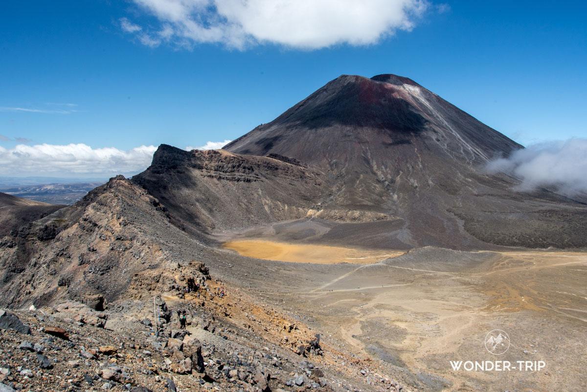 Ngauruhoe - Tongariro Northern circuit