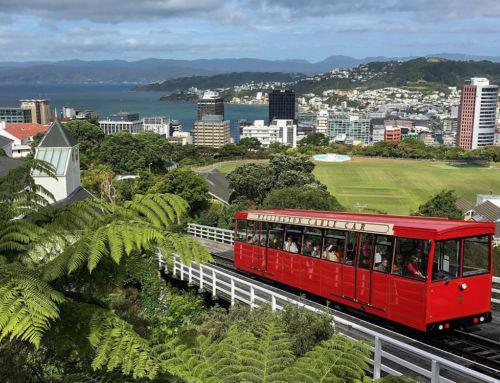 Que faire à Wellington – Capitale de la Nouvelle-Zélande