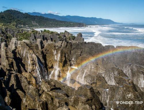 Les incontournables de la côte ouest de l'île du Sud de Nouvelle-Zélande