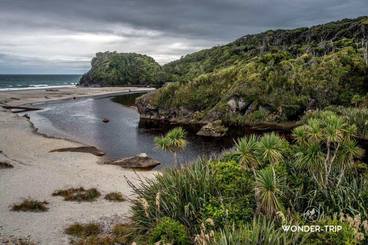 West coast - Ship creek