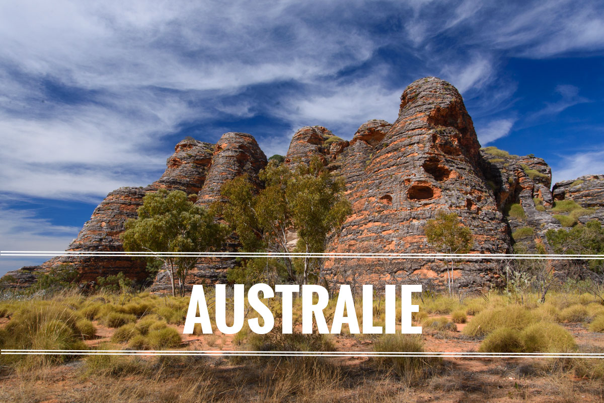 Explorer l'Australie