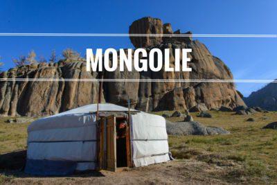 Explorer la Mongolie