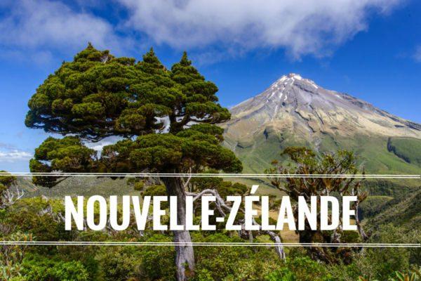 Explorer la Nouvelle-Zélande