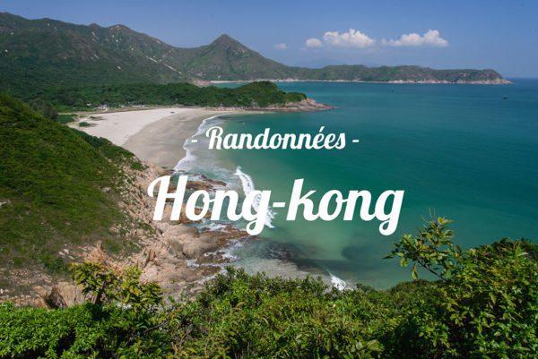 Randonnée à Hong-kong