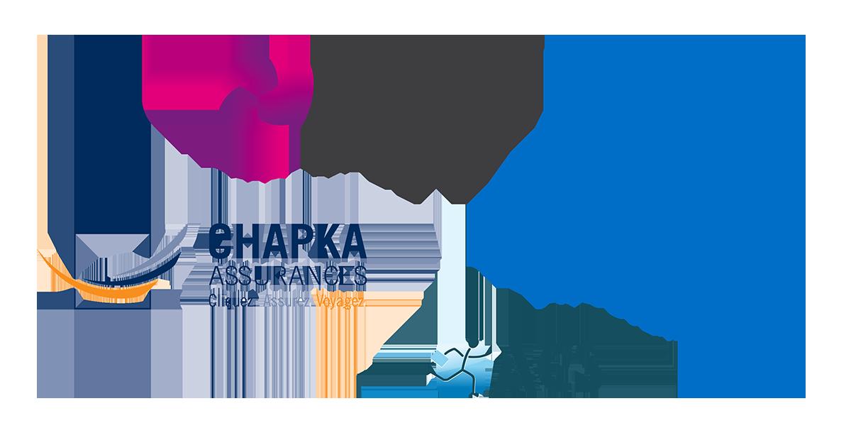 Logo des compagnies d'assurance voyage à l'étranger