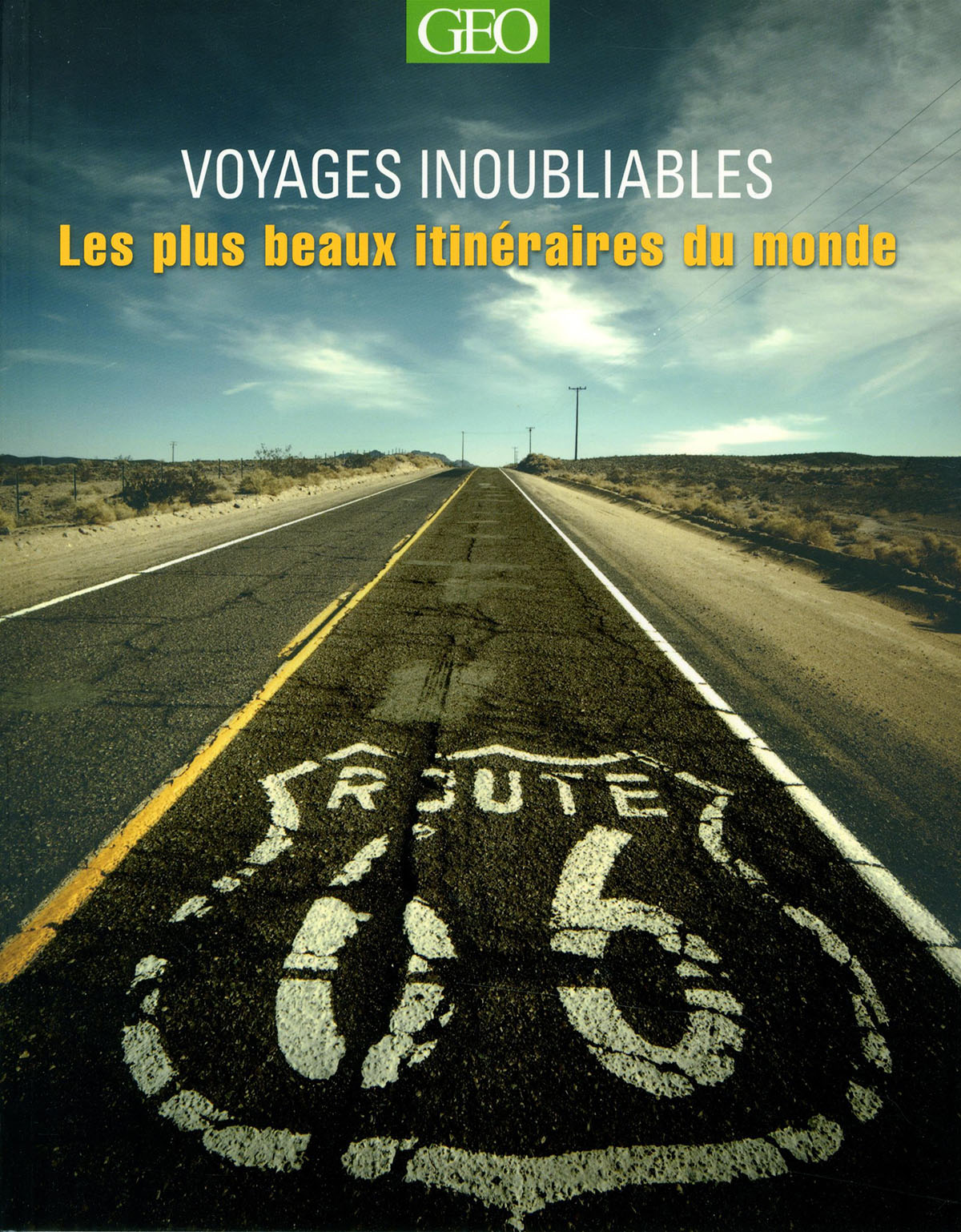 Collection Geo Voyage Inoubliable