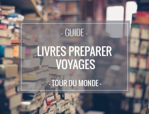 Livres pour préparer ses voyages autour du monde