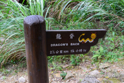 Dragon's back Trail à Hong kong