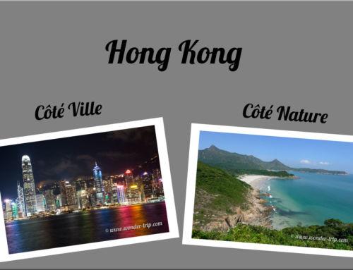Quoi visiter à Hong-kong : côté ville ou côté nature ?