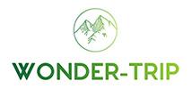 Wonder-Trip – Blog voyage de Pierrick et Sandrine Logo